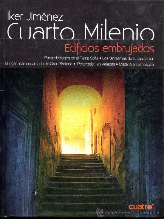 libro cuarto milenio nº2 edificios embrujados - Comprar en ...