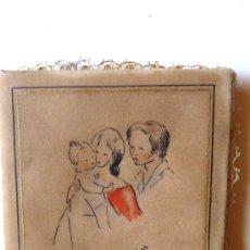 Libros de segunda mano: PENSAMIENTOS SOBRE EL MATRIMONIO. ED LA GACELA 1942 . 1ª EDICIÓN. BONITA ENCUADERNACION. Lote 38081064