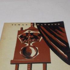 Libros de segunda mano: RETRATOS REALES. TEMAS ESPAÑOLES Nº 275. FRANCISCO POMPEY 1956, 29 PAGS, ILUSTRADO.. Lote 38095235