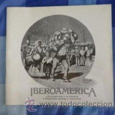 Libros de segunda mano: IBEROAMÉRICA. INSTITUTO DE COOPERACIÓN IBEROAMERICANA. COMISIÓN NACIONAL QUINTO CENTENARIO. Lote 38488383