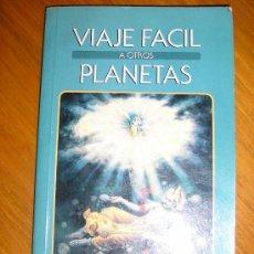 Libros de segunda mano: VIAJE FACIL A OTROS PLANETAS, POR A.C. BHAKTIVEDANTA SWAMI PRABHUPADA - CHILE - 1998 RARO. Lote 38214115