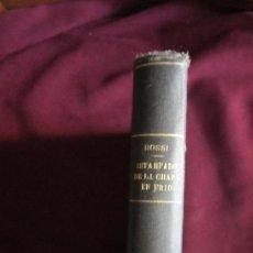 Libros de segunda mano: ESTAMPADO EN FRIÓ DE LA CHAPA. MARIO ROSSI. ESTAMPAS, MATRICES, PUNZONES... HOEPLI. 1º EDICIÓN 1953. Lote 38298525