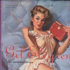 Libros de segunda mano: GIL ELVGREN , THE COMPLETE PIN-UPS - EDITA : TASCHEN. Lote 38372739