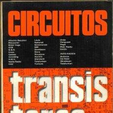 Libros de segunda mano: CIRCUITOS TRANSISTORES AFHA, 1976. Lote 38417492