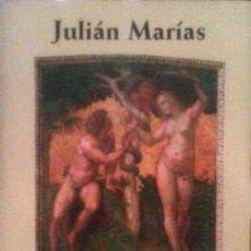 Libros de segunda mano: JULIÁN MARÍAS: TRATADO DE LOS MEJOR. LA MORAL Y LAS FORMAS DE LA VIDA. ?MADRID, 1996. Lote 38438219