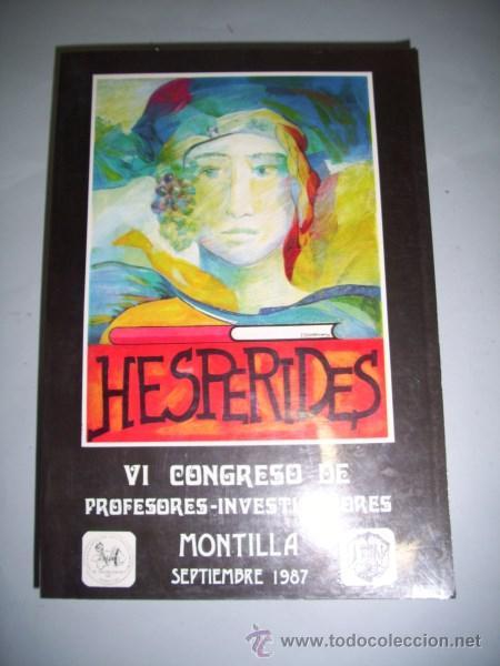 COMUNICACIONES / VI CONGRESO DE PROFESORES-INVESTIGADORES, MONTILLA, 10-12 SEPTIEMBRE 1987 (Libros de Segunda Mano - Historia - Otros)