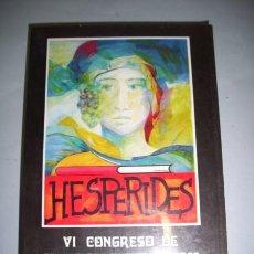 Libros de segunda mano: COMUNICACIONES / VI CONGRESO DE PROFESORES-INVESTIGADORES, MONTILLA, 10-12 SEPTIEMBRE 1987. Lote 38450289