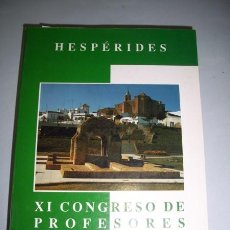 Libros de segunda mano: COMUNICACIONES PRESENTADAS AL XI CONGRESO DE PROFESORES-INVESTIGADORES : PALOS DE LA FRONTERA, 1992. Lote 38450304