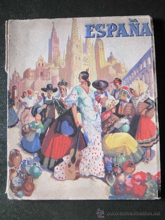 ESPAÑA - TOLEDO - GRANADA - SEVILLA - MALAGA - PALMA DE MALLORCA,....... (Libros de Segunda Mano - Bellas artes, ocio y coleccionismo - Otros)