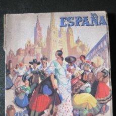 Libros de segunda mano: ESPAÑA - TOLEDO - GRANADA - SEVILLA - MALAGA - PALMA DE MALLORCA,........ Lote 38469315