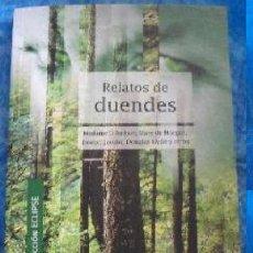Libros de segunda mano: RELATOS DE DUENDES VARIOS AUTORES COLECCION ECLIPSE. Lote 38700975