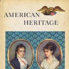Libros de segunda mano: AMERICAN HERITAGE. VOLUME IX, NUMBER 2. AMERICAN HERITAGE, 1958. ILUSTRADA. 22X28. CARTONÉ. LIBRO. N. Lote 38508616