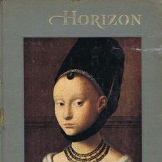 Libros de segunda mano: HORIZON (A MAGAZINE OF THE ARTS) (JANUARY, 1959. VOLUME I, NUMBER 3). NUEVA YORK: AMERICAN HORIZONT,. Lote 38514964