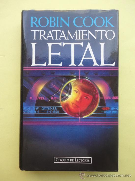 TRATAMIENTO LETAL. TAPA DURA (Libros de Segunda Mano (posteriores a 1936) - Literatura - Otros)