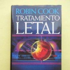 Libros de segunda mano: TRATAMIENTO LETAL. TAPA DURA. Lote 38607071