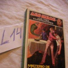 Libros de segunda mano: ALFRED HITCHCOCK Y LOS TRES INVESTIGADORES - EL MISTERIO DE LA SERPIENTE SUSURRANTE - ENVIO GRATIS A. Lote 38781807