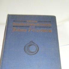 Libros de segunda mano: A,M. DUDLEY, DEVANADOS Y CAMBIOS DE CONEXIONES DE LOS MOTORES ASINCRONICOS, ED. SUSANA, 1961. Lote 38777216