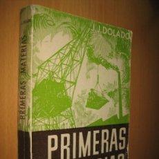 Libros de segunda mano: PRIMERAS MATERIAS. PRODUCTOS COMERCIALES NATURALES - J.J. DOLADO (TRATADO SOBRE MATERIS PRIMAS.). Lote 38806046