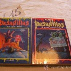 Second hand books - LOTE LIBROS PESADILLAS - STINE - 38930041