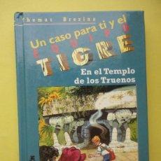 Libros de segunda mano: UNA CASO PARA TI Y EL EQUIPO TIGRE. Nº 1. Lote 38883818