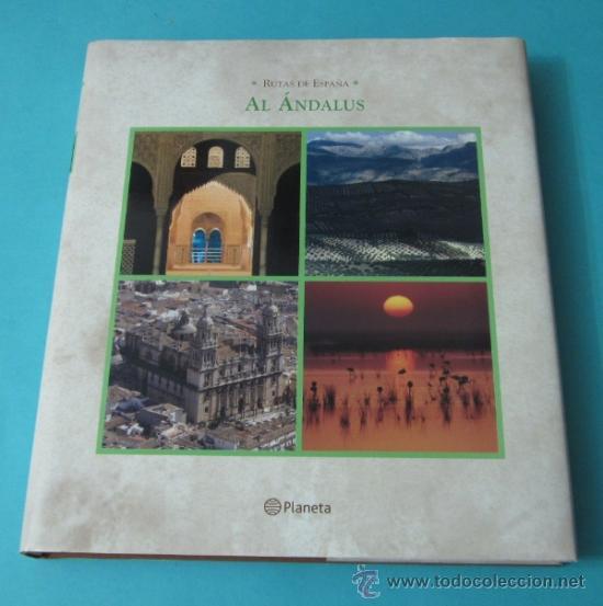 Libros de segunda mano: RUTAS DE ESPAÑA. JESÚS ÁVILA GRANADOS. 8 TOMOS. - Foto 2 - 38884772
