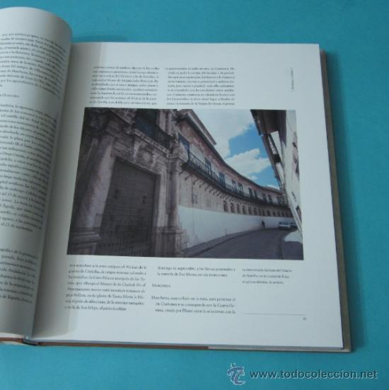 Libros de segunda mano: RUTAS DE ESPAÑA. JESÚS ÁVILA GRANADOS. 8 TOMOS. - Foto 8 - 38884772