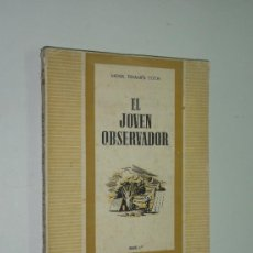 Libros de segunda mano: EL JOVEN OBSERVADOR - MONS. TIHAMÉR TÓTH. Lote 38954228