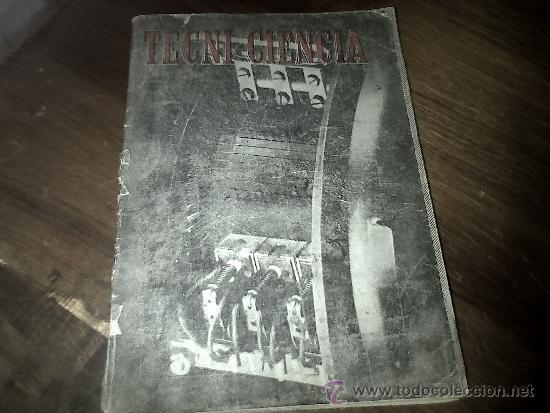 Libros de segunda mano: TECNI-CIENCIA, NUMERO 4. - Foto 9 - 33424885