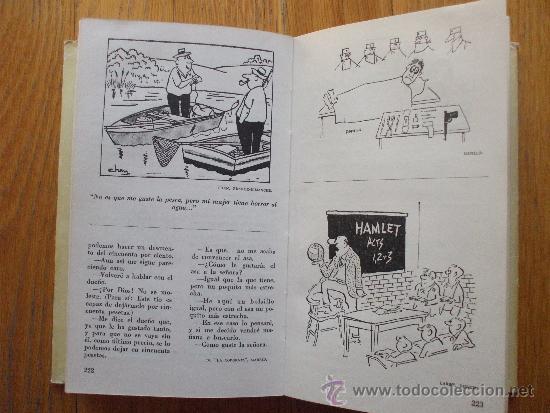 Libros de segunda mano: ANTOLOGIA DEL HUMOR 1962-1963 , AGUILAR - Foto 3 - 38953271