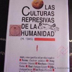 Libros de segunda mano: LAS CULTURAS REPRESIVAS DE LA HUMANIDAD (2 VOLS). Lote 38963827