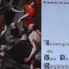 Libros de segunda mano: ICONOGRAFÍA DE SAN PEDRO REGALADO.. Lote 39013965
