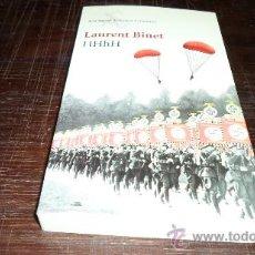 Libros de segunda mano: LAURENT BINET, HHHH, SEIX BARRAL, 2011. Lote 39018885