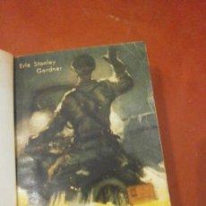 Libros de segunda mano: EL CASO DEL CANARIO COJO. ERLE STANLEY GARDNER. EDITORIAL MOLINO. BARCELONA, 1960.. Lote 39082562