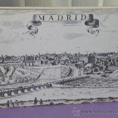 Libros de segunda mano: CARTOGRAFÍA MADRILEÑA (1635- 1982).. Lote 38997279