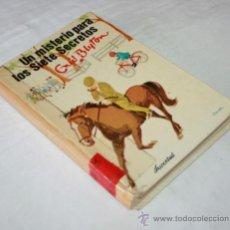 Libros de segunda mano: UN MISTERIO PARA LOS SIETE SECRETOS - JUVENTUD - 1971. Lote 39130160