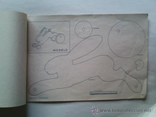 libros de segunda mano cuaderno los trabajos manuales emas juguetes de madera