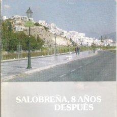 Libros de segunda mano: 1 LIBRO - AÑO 1987 - SALOBREÑA, 8 AÑOS DESPUES.. Lote 39246593