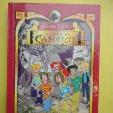 Libros de segunda mano: LA TRIBU DE CAMELOT.. Lote 39255153