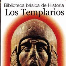 Libros de segunda mano: LOS TEMPLARIOS ·· BIBLIOTECA BÁSICA DE HISTORIA ·· ED. DASTIN. Lote 39258270