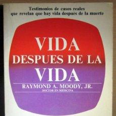 Libros de segunda mano: VIDA DESPUÉS DE LA VIDA. Lote 39272396