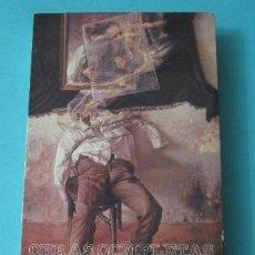 Libros de segunda mano: OBRAS COMPLETAS DE LUIS CHAMIZO. EDICIÓN, INTRODUCCIÓN, NOTAS Y GLOSARIO A. VIUDAS. Lote 39276633