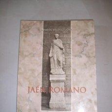 Libros de segunda mano: JIMÉNEZ COBO, MARTÍN. JAÉN ROMANO. Lote 39396327