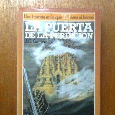 Libros de segunda mano: LA PUERTA DE LA PERDICION, LA BUSQUEDA DEL GRIAL 3, ALTEA. Lote 42232666