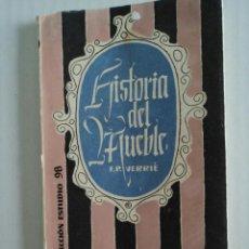 Libros de segunda mano: HISTORIA DEL MUEBLE. Lote 39475894