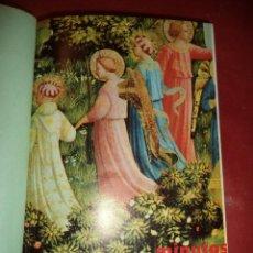Libros de segunda mano: MINUTOS MENARINI Nº 44. ARTE Y ARQUITECTURA, EN LA CIUDAD DE LAS GÓNDOLAS, EL BEATO ANGÉLICA.... Lote 39483010