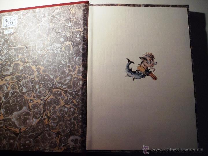 Libros de segunda mano: LIVRO DE HORAS DA CONDESSA DE BRETIANDOS. FACSÍMIL. NUMERADO Y ACTA NOTARIAL. - Foto 10 - 39549453