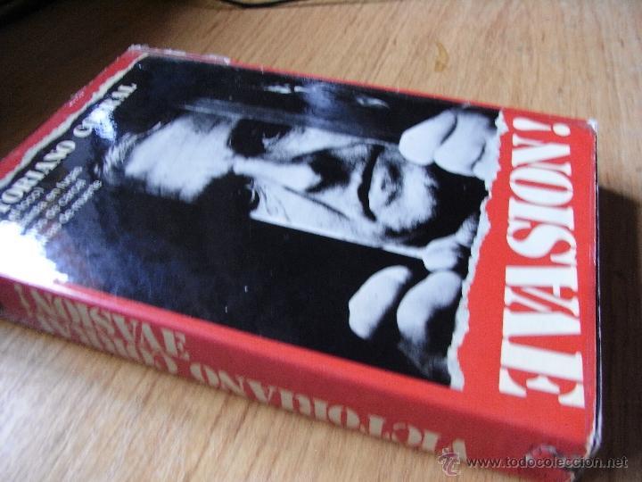 Libros de segunda mano: EVASION - VICTORIANO CORRAL (JULIAN EL LOCO) ESPECIALISTA EN FUGAS - Foto 2 - 39552704