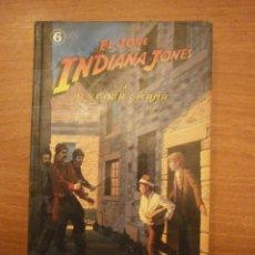 Libros de segunda mano: EL JOVEN INDIANA JONES - I LA REVENJA GITANA -- LES MARTIN -6. Lote 39560791