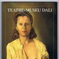 Libros de segunda mano: TEATRE-MUSEU DALÍ. Lote 39585761