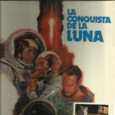 Libros de segunda mano: LA CONQUISTA DE LA LUNA. ED. RM. BARCELONA. 1976. Lote 39591182